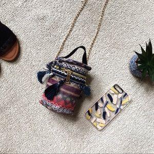 Handbags - ⛰A Travelers Intuition | Boho Bucket Crossbody